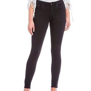 Jessica Simpson Faded Black Skinny Jeans size 26
